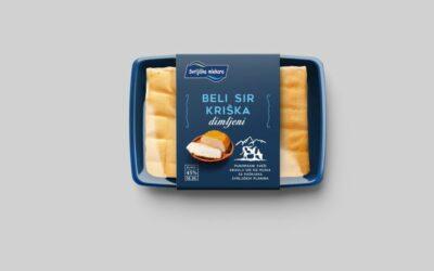 Dimljeni beli sir